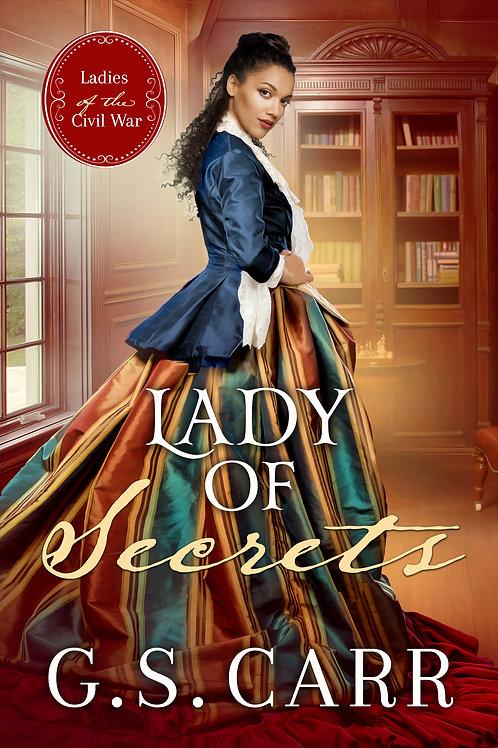 Lady of Secrets Signed Paperback