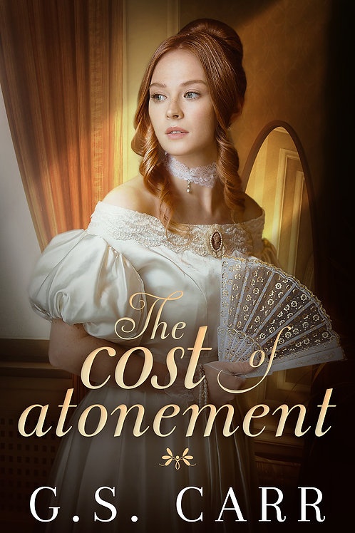 The Cost of Atonement signed paperback