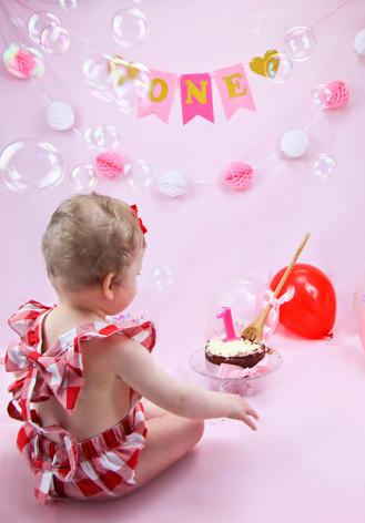 Polly's Cake Smash
