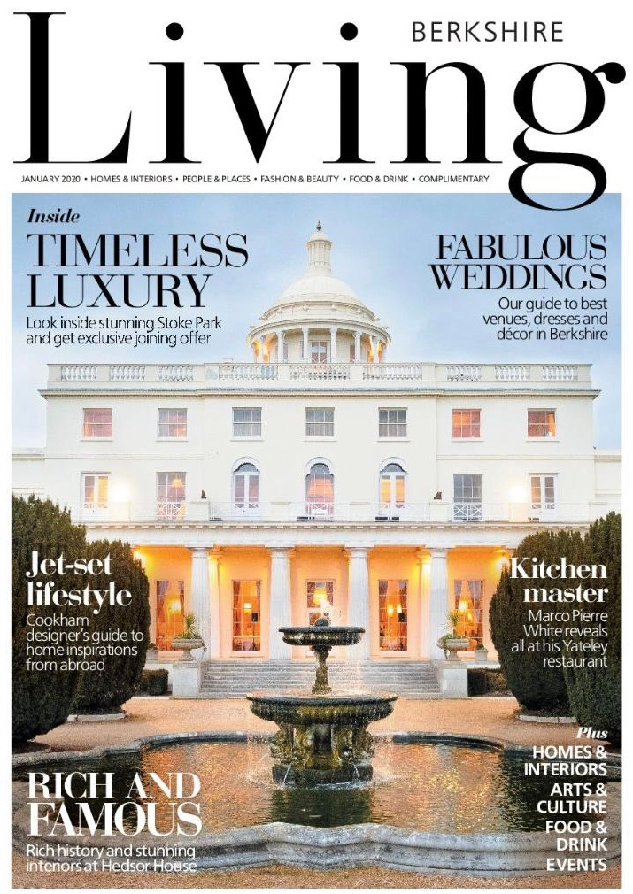 Berkshire Living Magazine - January 2020