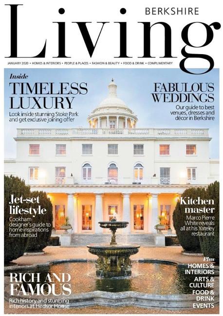 Berkshire Living Magazine - January 2020