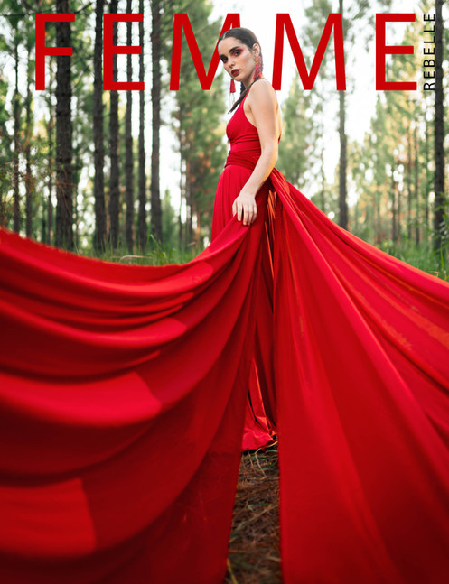 FEMME Rebelle Magazine - March 2019, Book 1