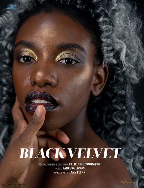 'Black Velvet'