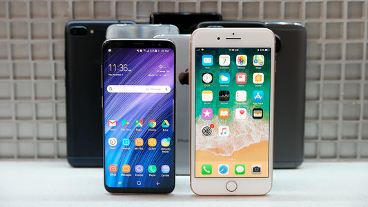 Android & Apple Smartphones