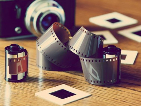Preserve Old Family Media  — 4. Photo Film