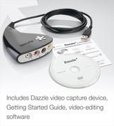 Dazzle video-capture device