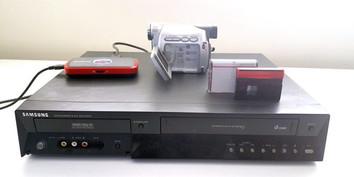 Video-capture set-up