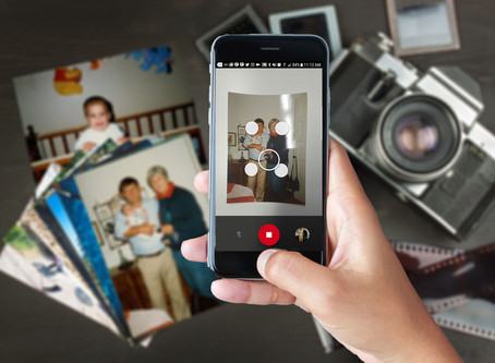 Digitize Photos with a Smartphone