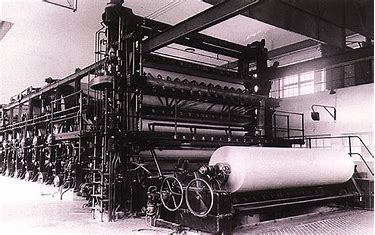 Vintage paper making