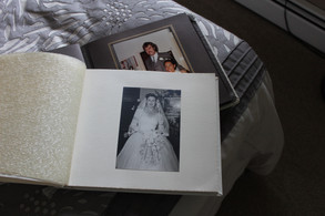 Old Wedding albums