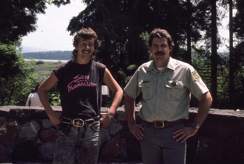 Martin & Rancher