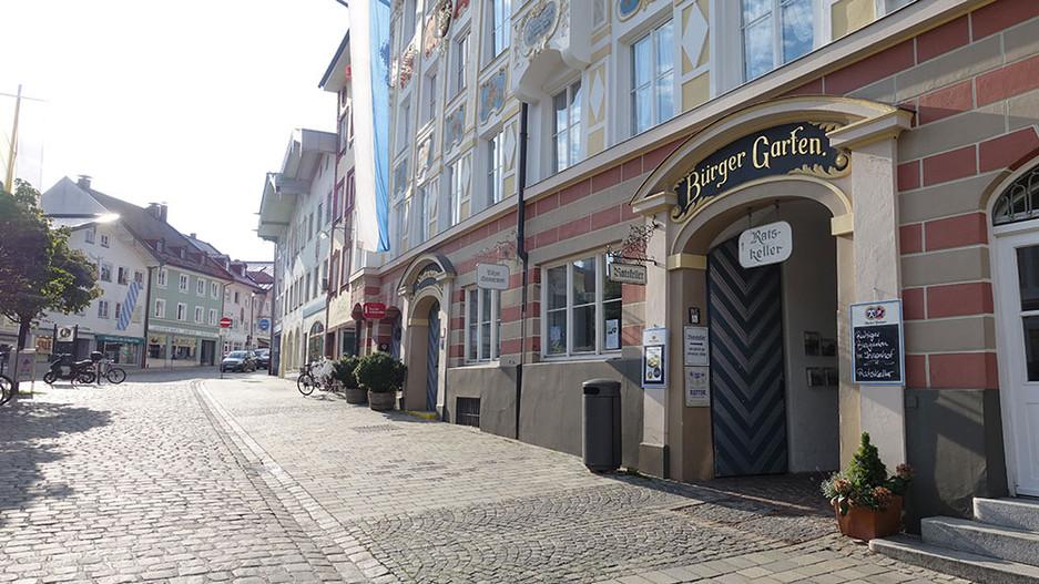 Büro 1 von Benno Berghammer