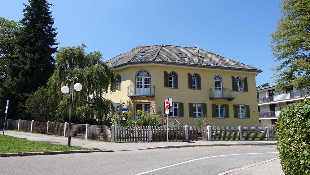 Das Haus des Gynäkologen