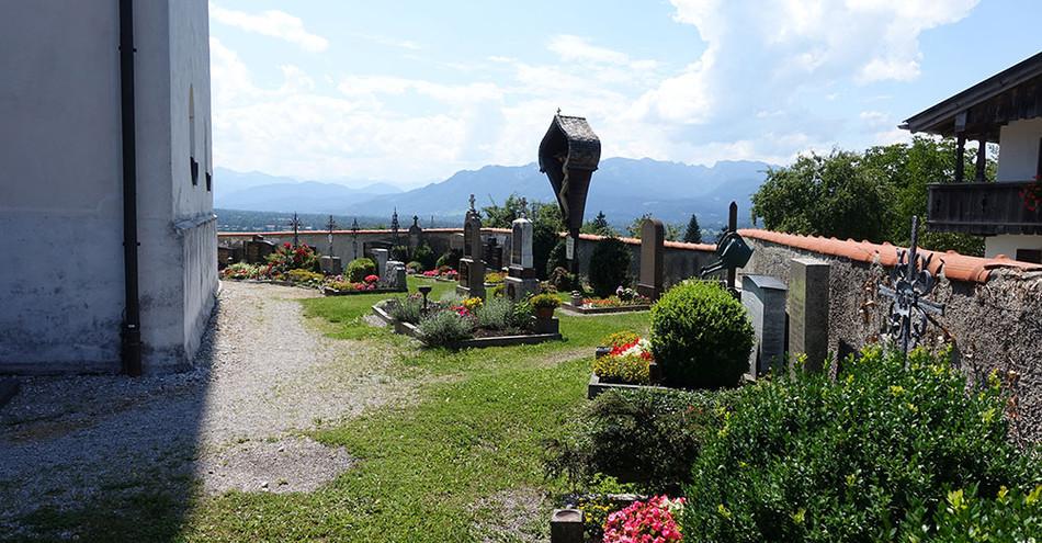 Friedhof St. Michael - Gaisach