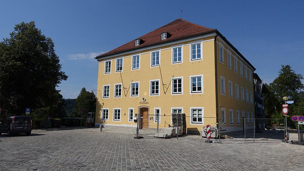 Tölzer Rathaus