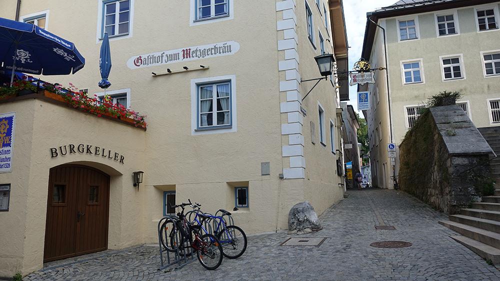 Metzgerbräu und Tölzer Burgkeller