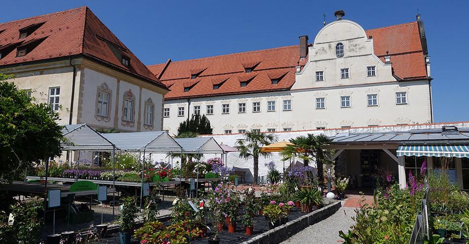 Kloster Benediktbeuren - Gärtnerei