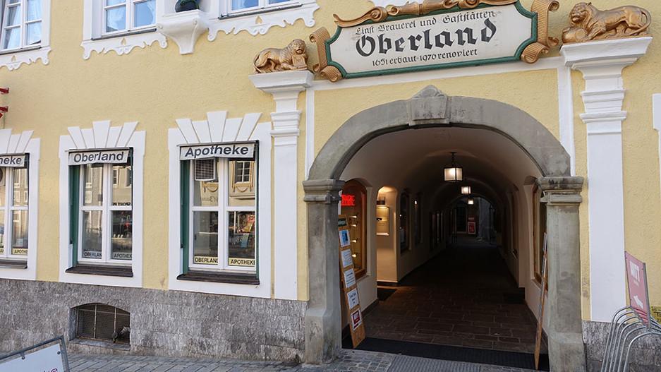 Oberland Apotheke