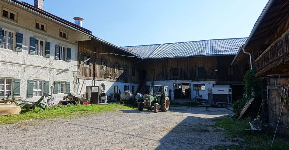 Bauernhof - Bauernhochzeit