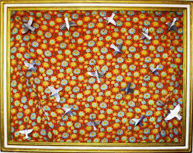 beijaflores nas flores - humming-birds on flowers
