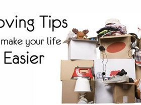 TIPS FOR A SEAMLESS MOVING DAY!