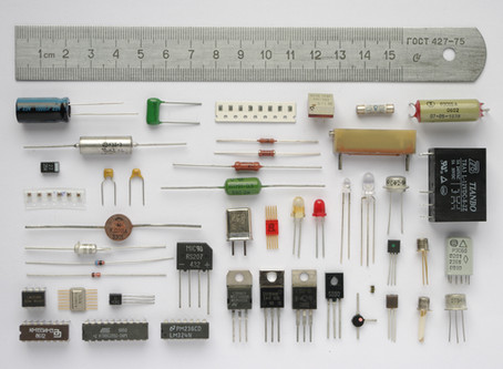 Where to Buy Robot and Electronic Components?