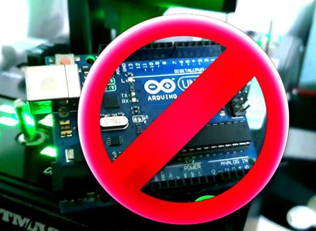 Why Arduino Sucks