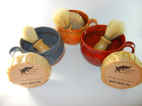 Shaving Soap Kits