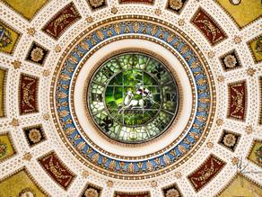 Capitolio de Puerto Rico: Detalles y Ornamentación