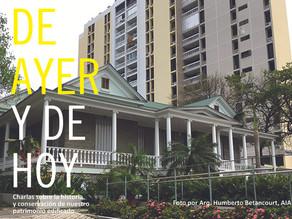 Webinar - La casa que resistió el huracán