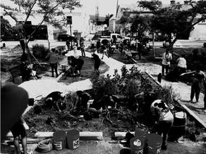 Encuentro con tres escalas proyectuales del Urbanismo: El Lugar