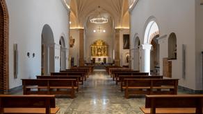 Iglesia San José en Viejo San Juan - Video
