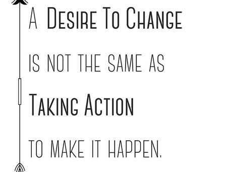 5 Action Steps To Get What You Want