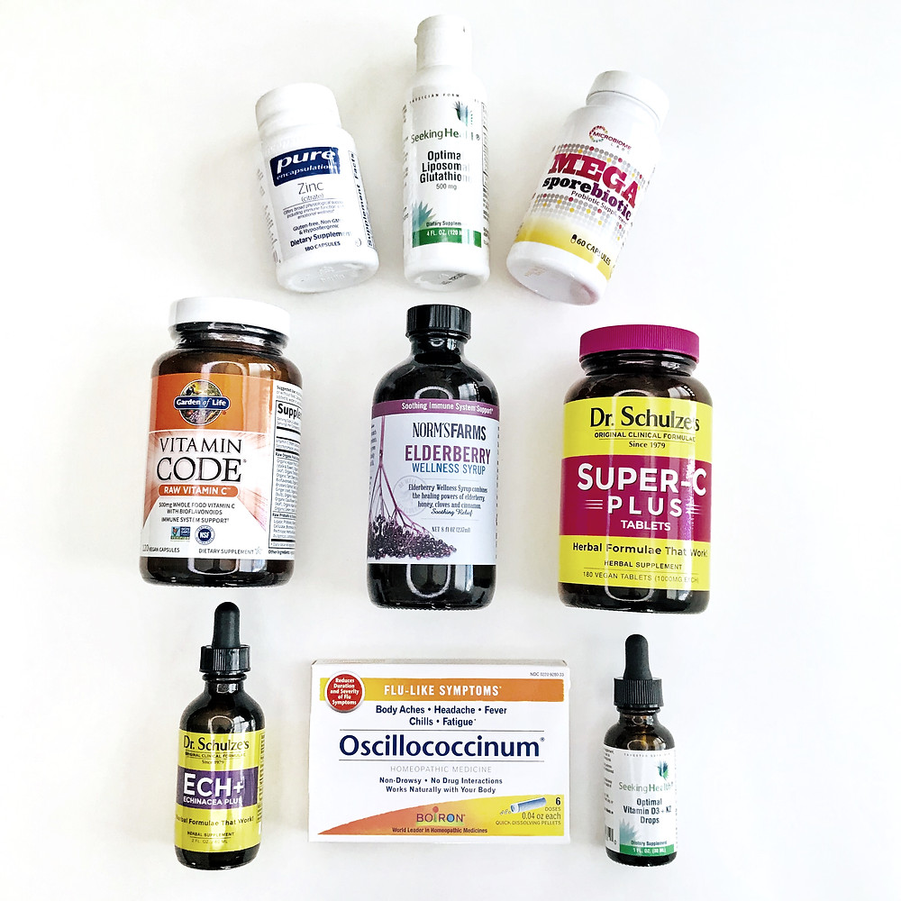Supplements to Support Immune System