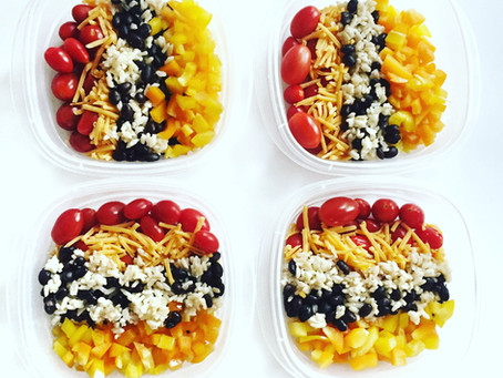 Top 5 Reasons to Meal Prep For Mental Health