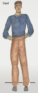 CecilDuke of Cheshire