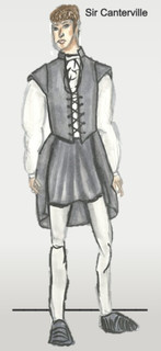 Sir Simon de Canterville