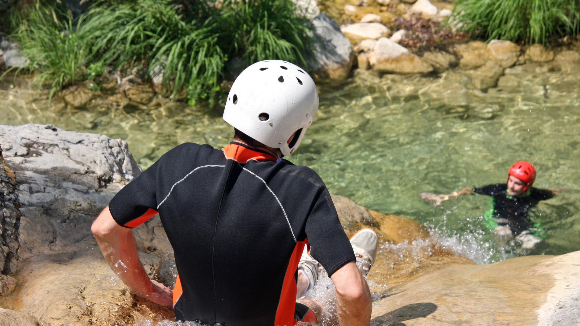 canyoning marquixanes
