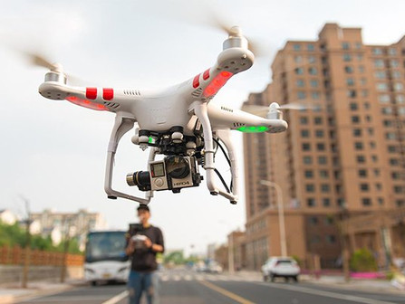 5 Reasons Recruiters are like Drones