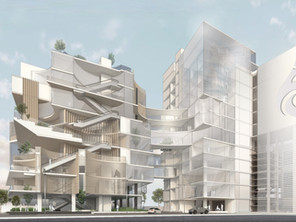 Rama Hospital (Competition Project)