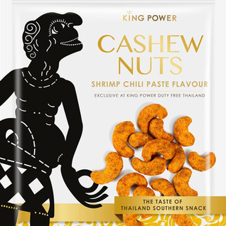 PACKAGING DESIGN FOR KING POWER