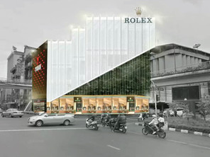 Rolex Facade Proposal