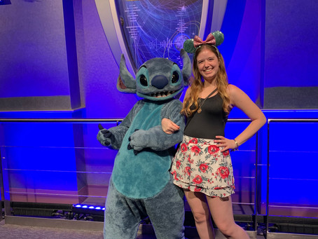 Travel Guide: Stitch Meet-up at Disney