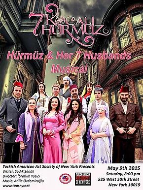 Hürmüz & Her 7 Husbands Musical