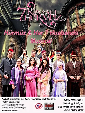Hürmüz & Her 7 Husbands Musical
