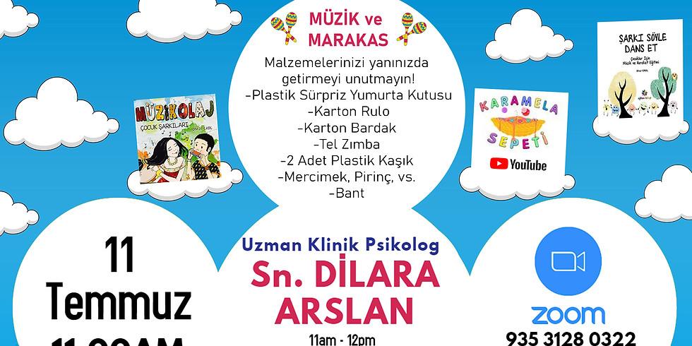 Ataturk Okulu Yaz Dönemi Etkinlikleri 2: Dilara Arslan - Onur Erol