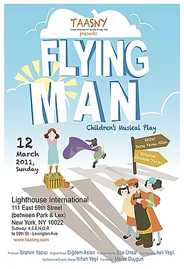Flying Man: A Children's Musical Play