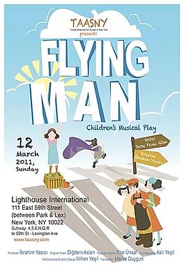 Flying Man: A Children's Musical Play