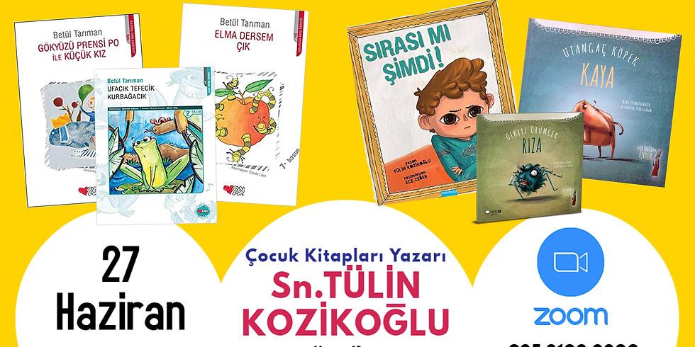 Ataturk Okulu Yaz Dönemi Etkinlikleri: Tülin Kozikoğlu - Betül Tarıman