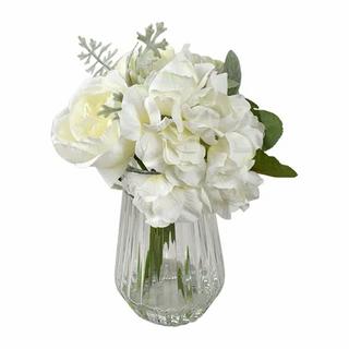 Lizzy Bouquet in Glass Vase